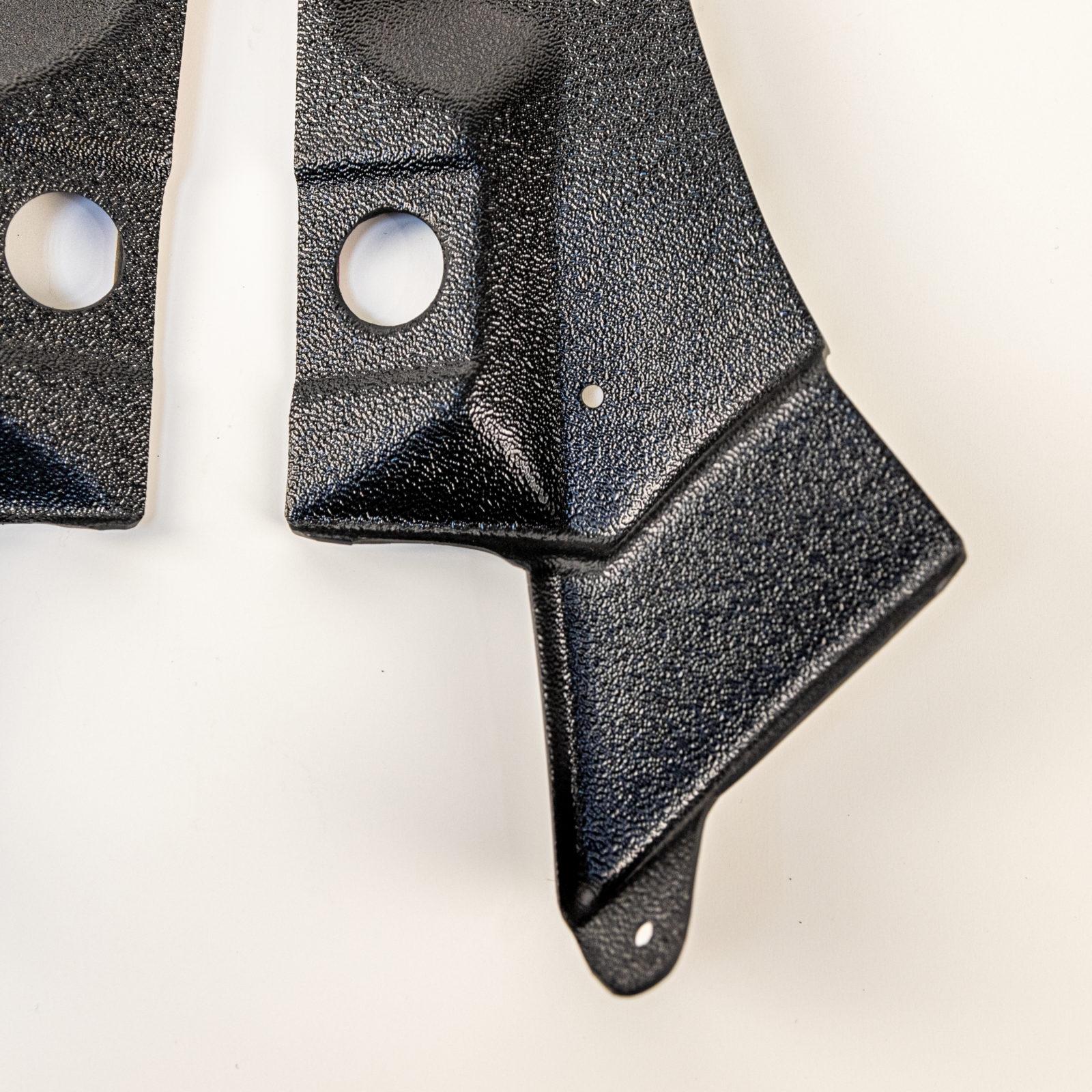 Жабо боковые передних крыльев Мавр укороченные для LADA Vesta