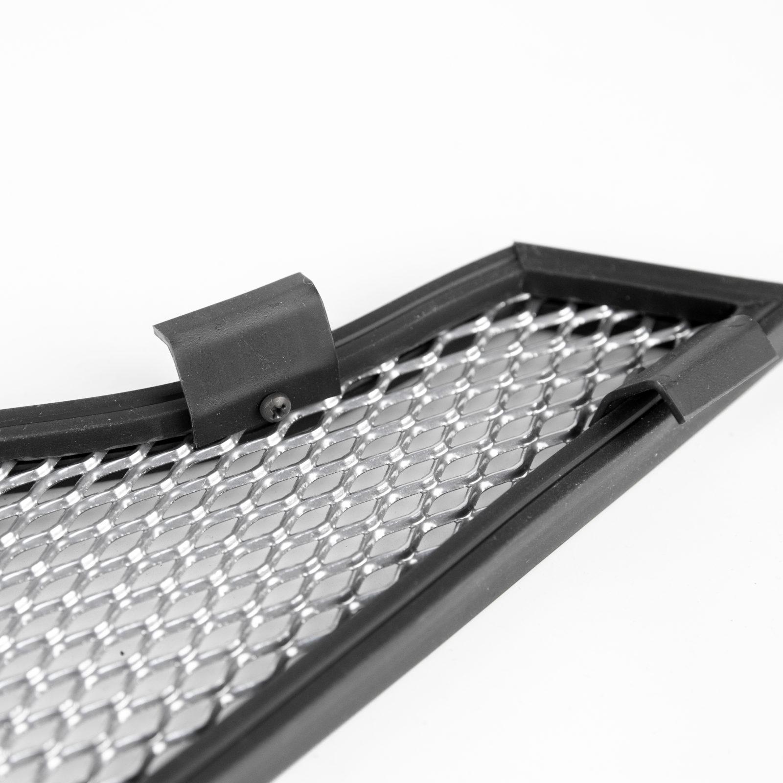 Защита радиатора для LADA Granta с 2018г.в., chrome низ