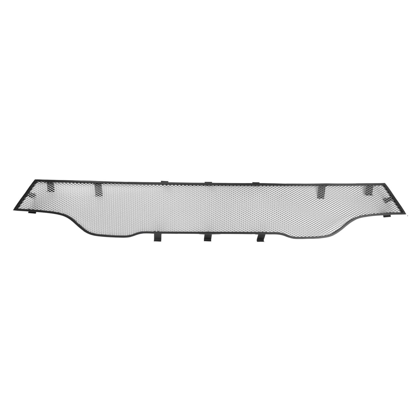 Защита радиатора Renault Logan Stepway, Sandero Stepway с 2018 г.в., chrome низ