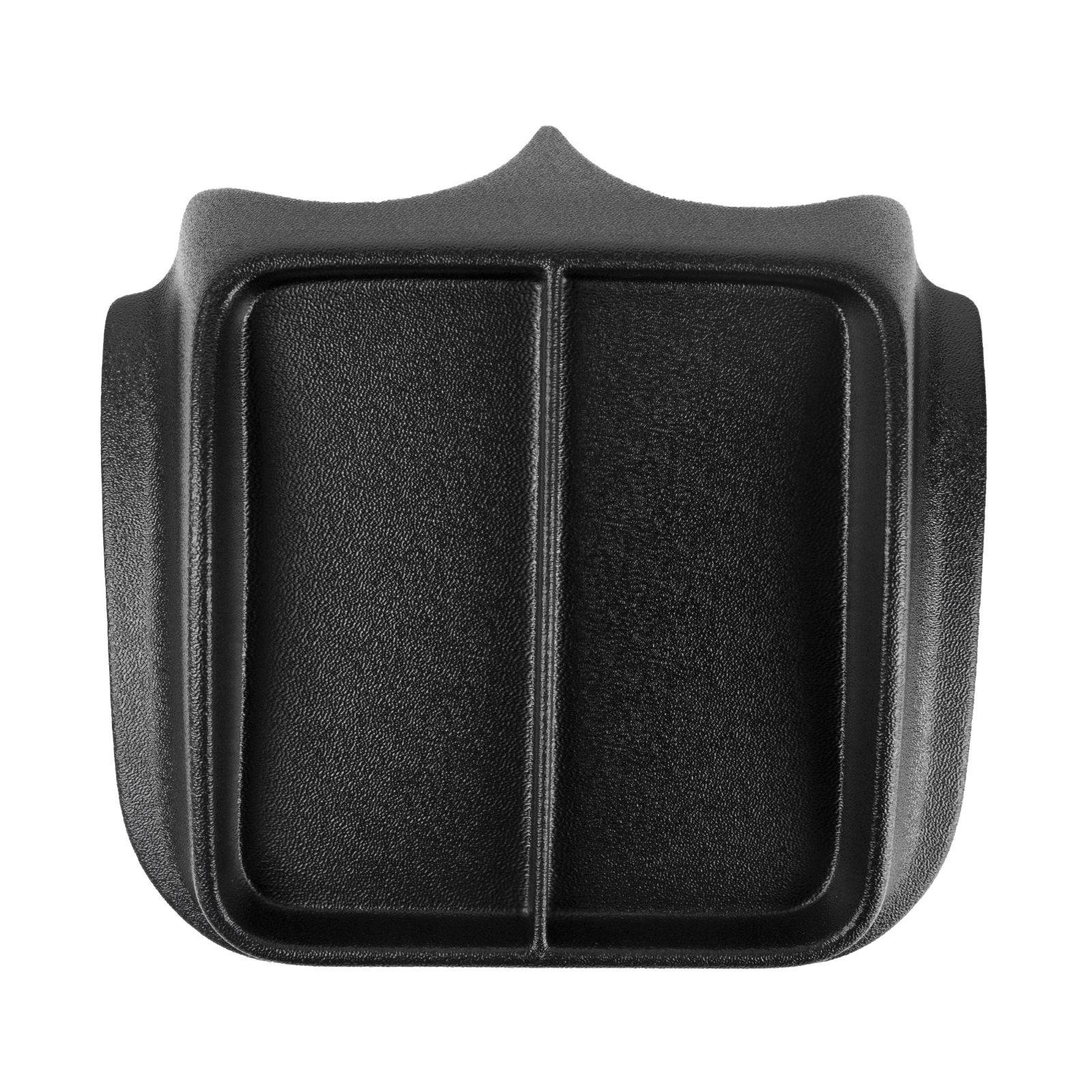 """Накладка органайзер """"Дуплекс"""" на панель приборов для Lada Largus/Renault Logan"""