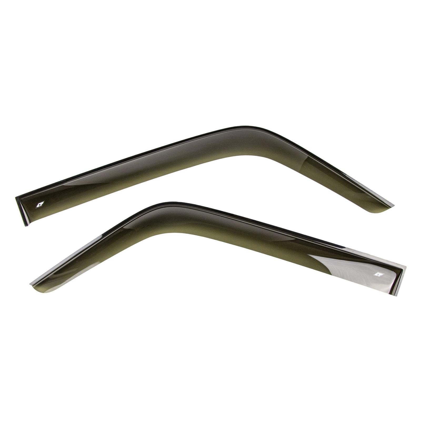Дефлекторы боковых стекол (ветровики) Cobra Tuning для LADA Niva Legend с 2009 г.в.(3дв.)