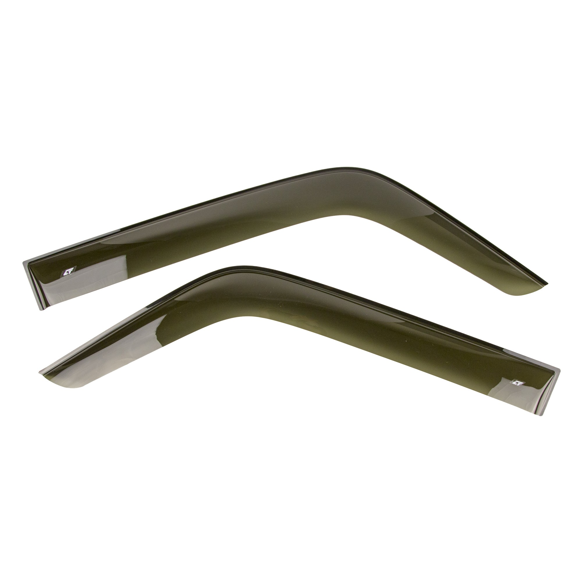 Дефлекторы боковых стекол (ветровики) широкие Cobra Tuning для LADA Niva Legend (21214)