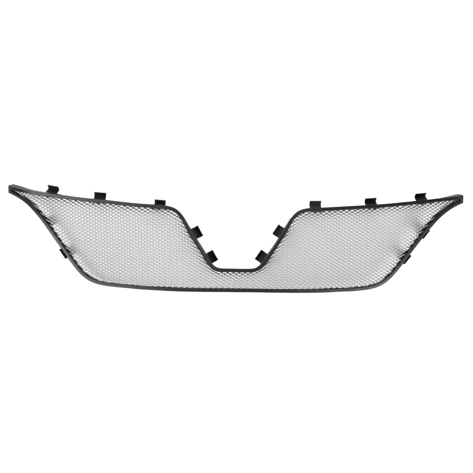 Защита радиатора Renault Logan, Sandero с 2018 г.в., chrome верх