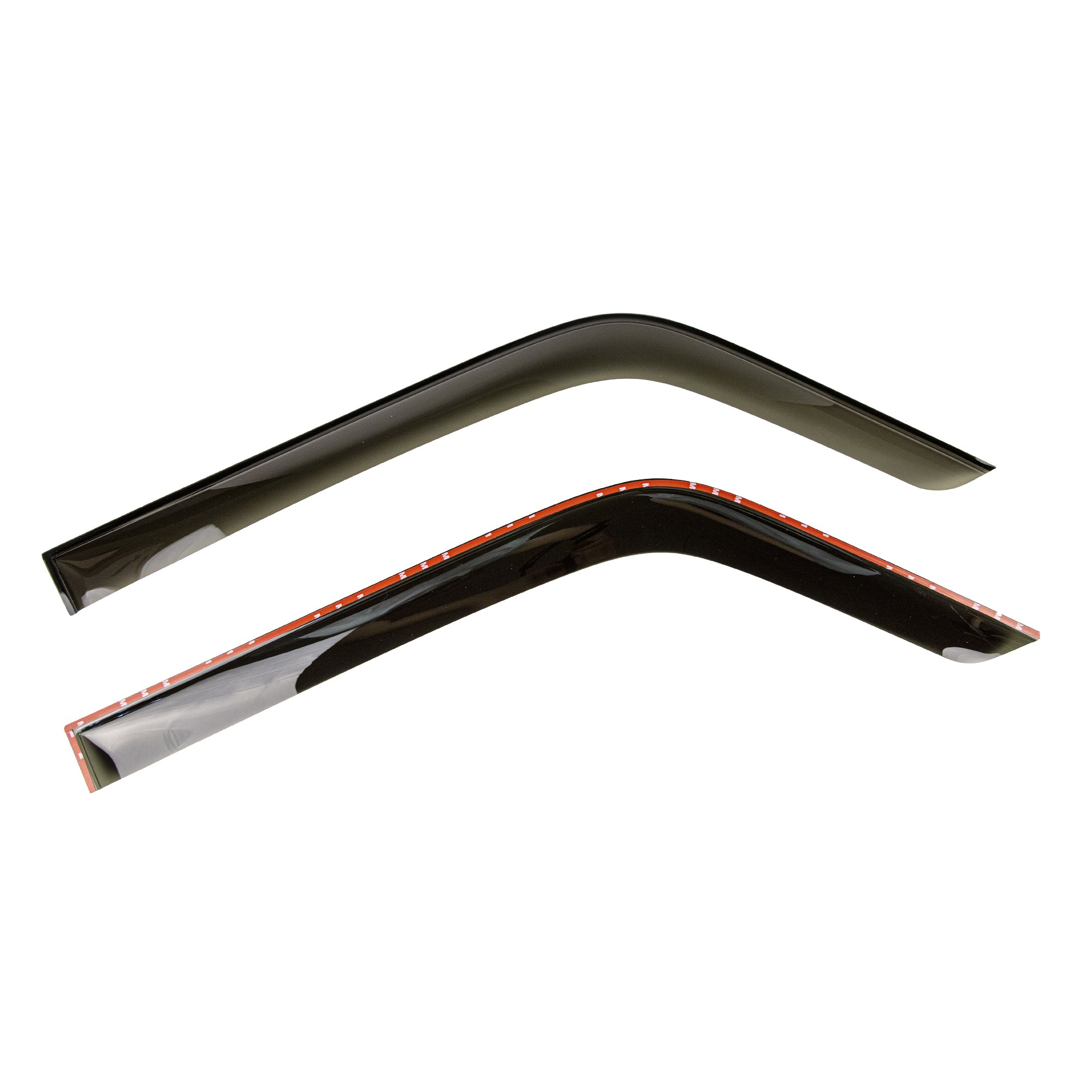 Дефлекторы боковых стекол (ветровики) ТТ с пролжением для LADA Niva Legend с 2009 г.в.(3дв.)