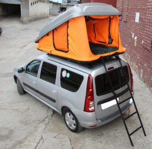 Багажный бокс-палатка TRAVEL YUAGO