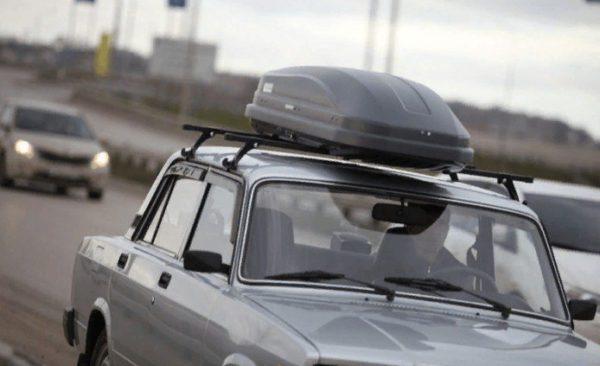 Автобокс Евродеталь Магнум 330