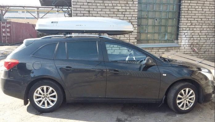 Автобокс Евродеталь Магнум 360