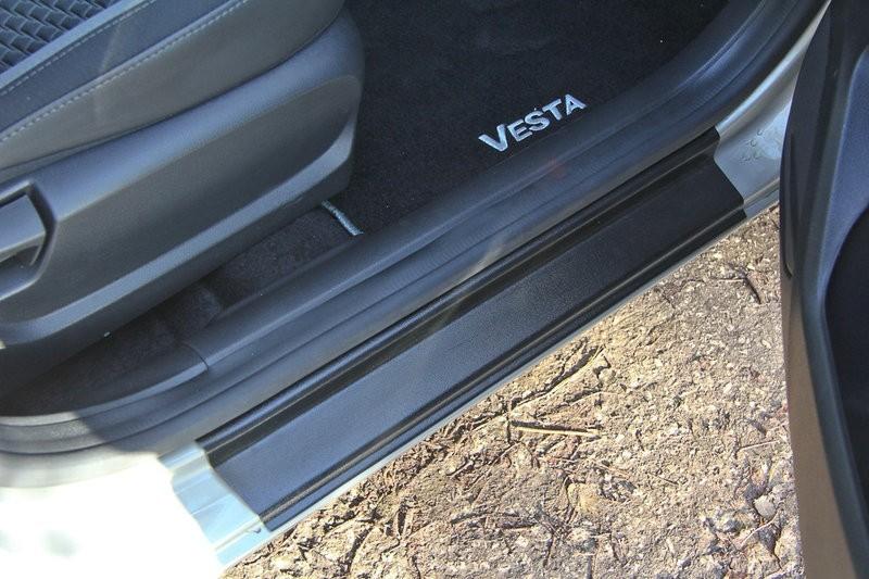 Накладки в проём дверей LADA Vesta