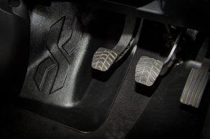 Накладка на ковролин водителя LADA Vesta