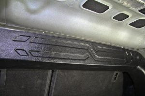Накладка на перегородку багажника LADA Vesta