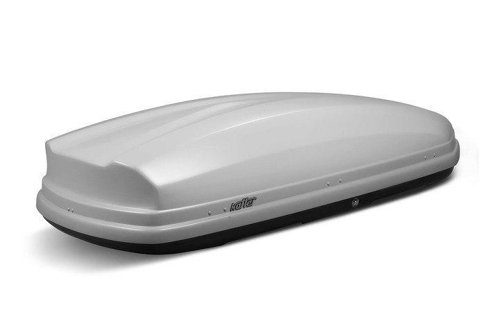 Автобокс KOFFER A-480 серый