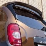 """Спойлер задний очищающий """"Альбатрос"""" Renault Duster с 2011 г.в."""