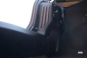 Внутренняя облицовка задних фонарей Рено Логан II 2014