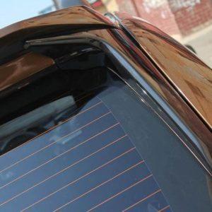 Спойлер задний (в цвет автомобиля) ArtForm для Renault Duster с 2011 г.в.