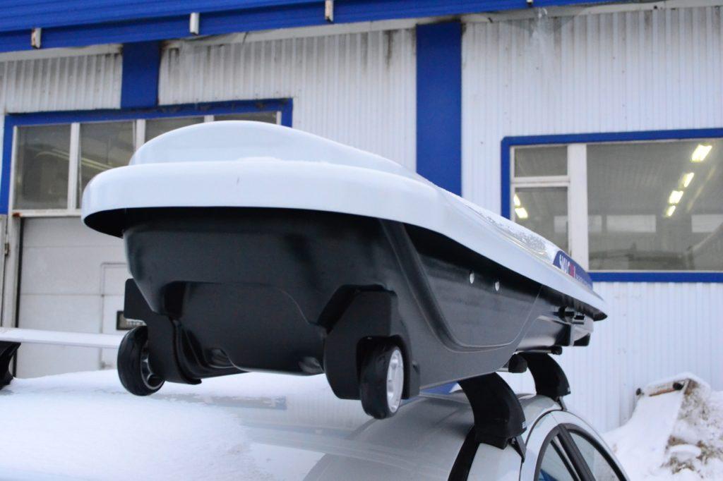 Лыжный автобокс SKYCOOL