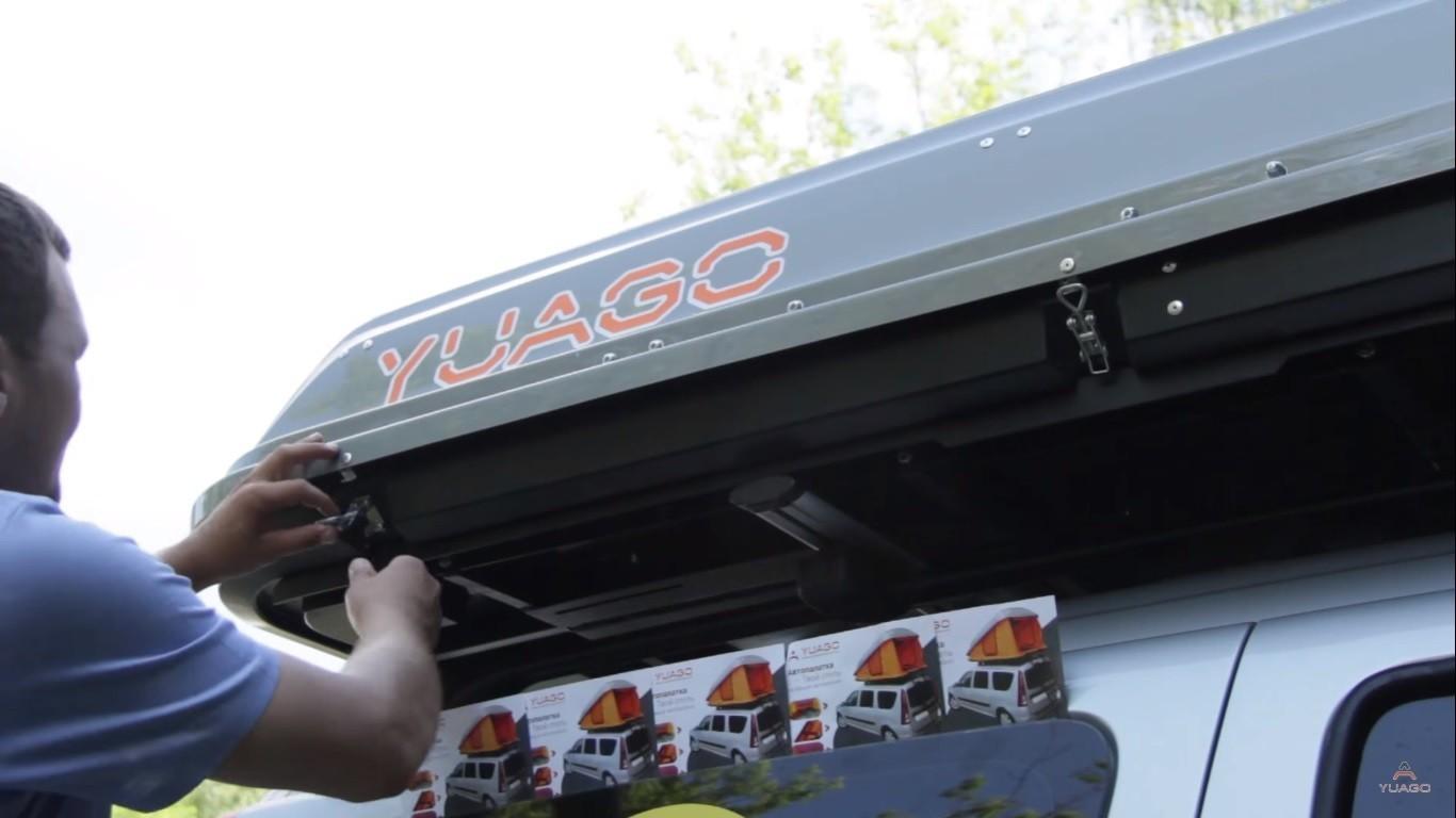 Факты о палатке YUAGO собрали в коротком видео