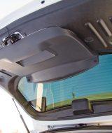 Защита крышки багажника Дастер