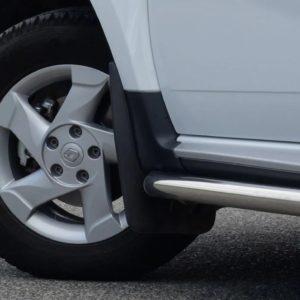 """Брызговики """"Дастер-Гард"""" задние увеличенные для Renault Duster с 2011 по 2015 г.в."""