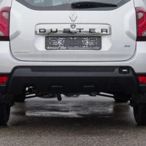 """Брызговики """"Дастер-Гард"""" задние увеличенные для Renault Duster с 2015 по 2021 г.в."""