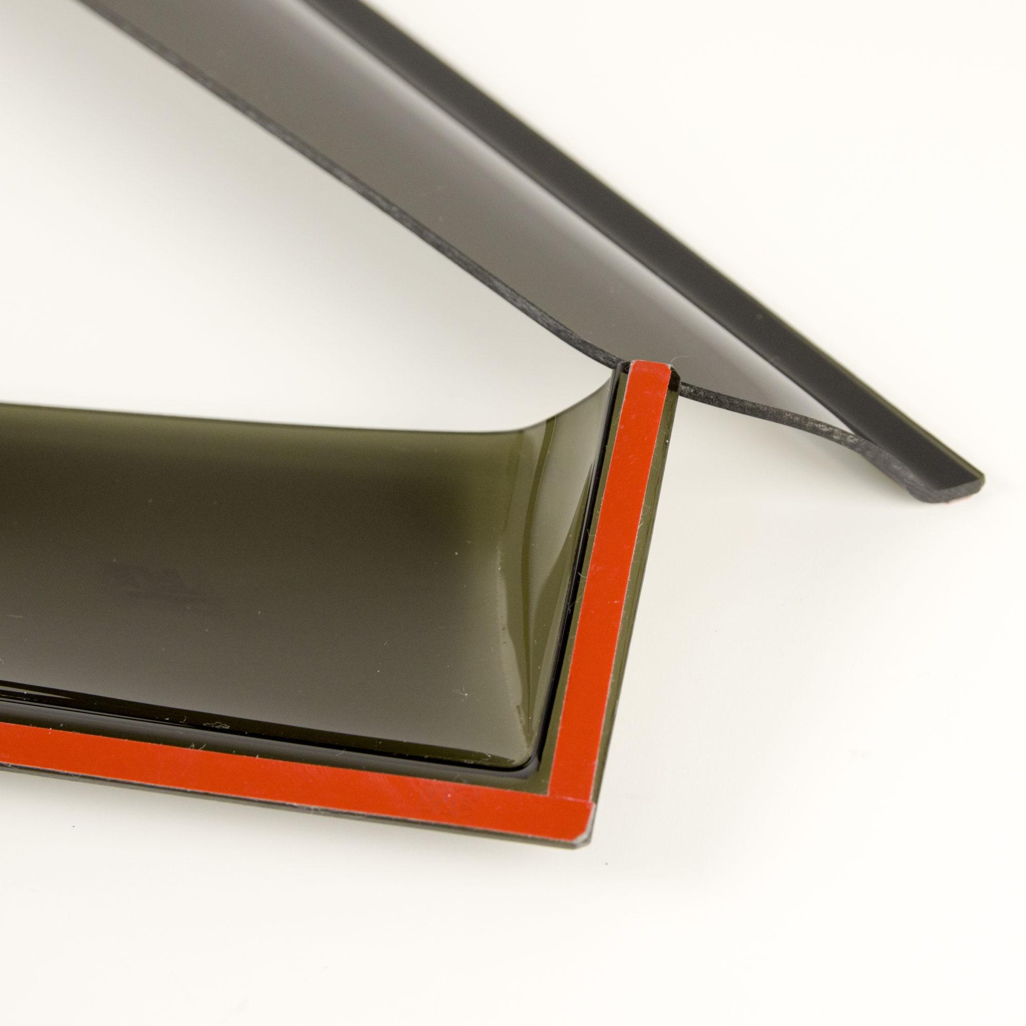 Дефлекторы боковых стекол (ветровики) Cobra Tuning для LADA Niva Legend с 2009 г.в.(21213)