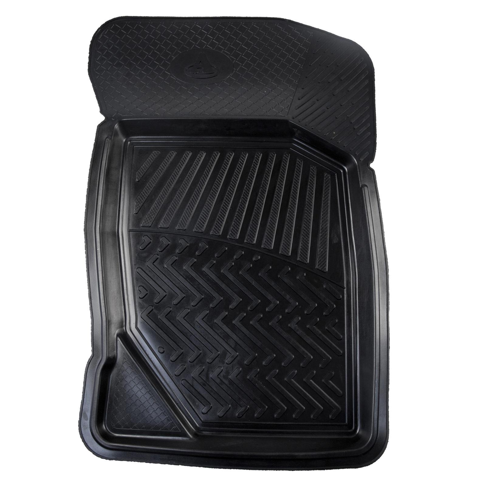 Коврики резиновые напольные для Lada XRay, Премиум
