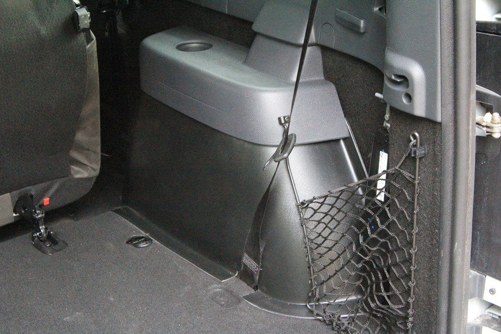 Семиместный Largus получил накладки в багажник