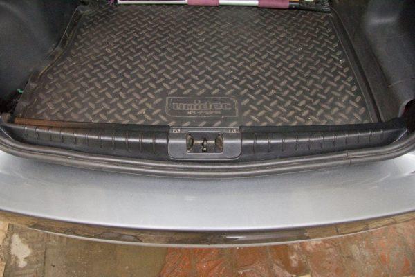 Накладка в проём багажника Nissan Terrano АртФорм с 2014 г.в.