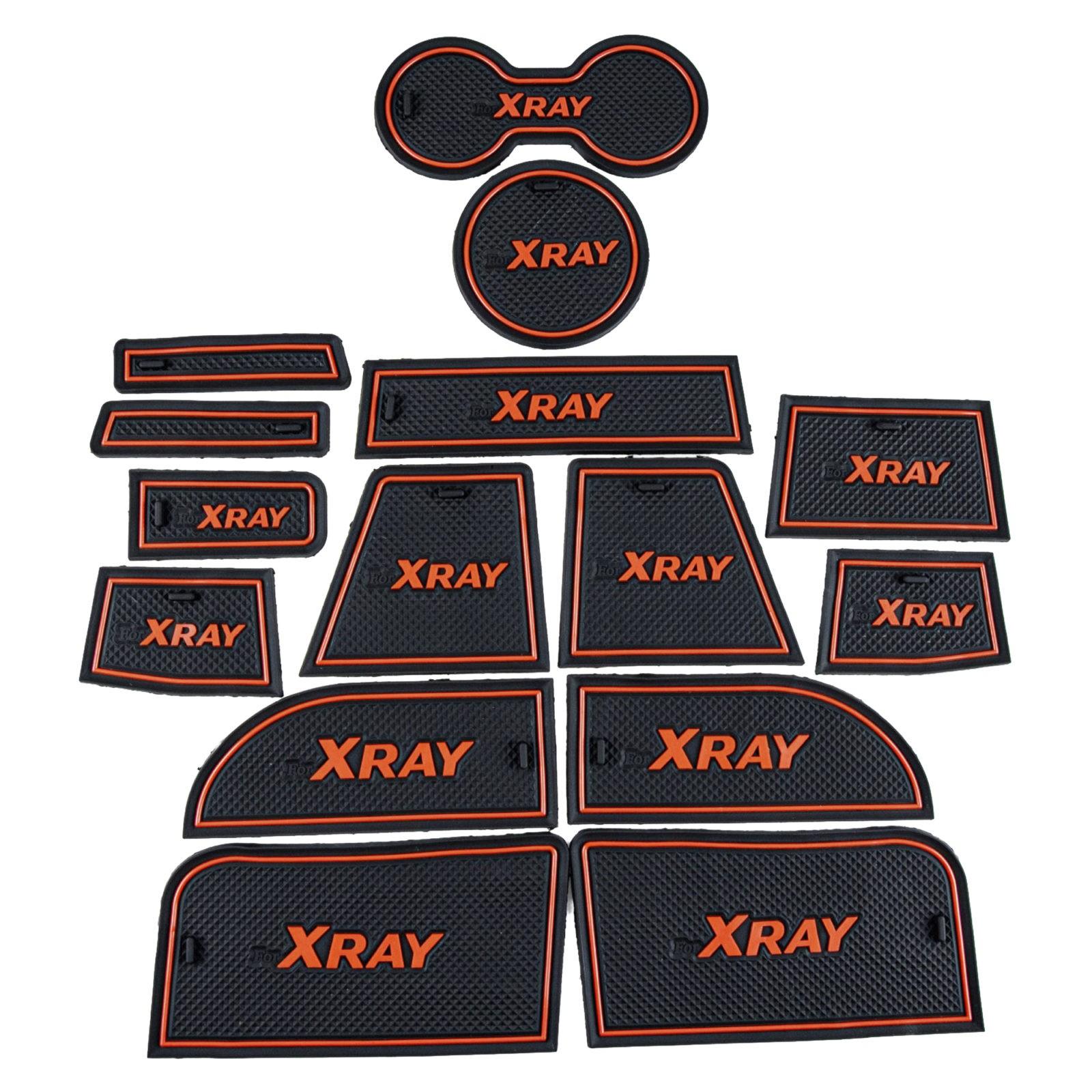 Силиконовые коврики на панель приборов LADA XRAY