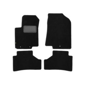 Коврики в салон Klever Standard текстиль для Hyundai Solaris I