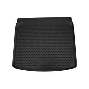 Коврик в багажник полтиуретан (для комплектаций без фальш-пола) для Renault Kaptur 2WD