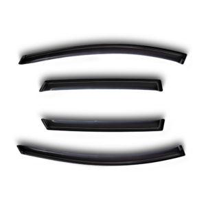 Дефлекторы окон SIM для Kia Rio 3 поколение