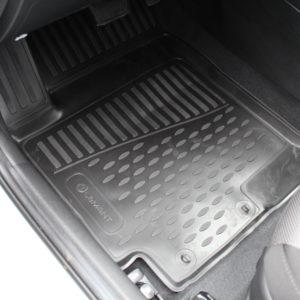 Коврики 3D в салон Comfort полиуретан для Hyundai Solaris II