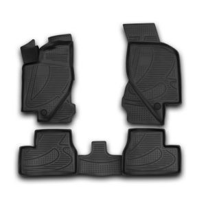 Коврики 3D в салон (полиуретан) для LADA Granta с 2011 г.в.