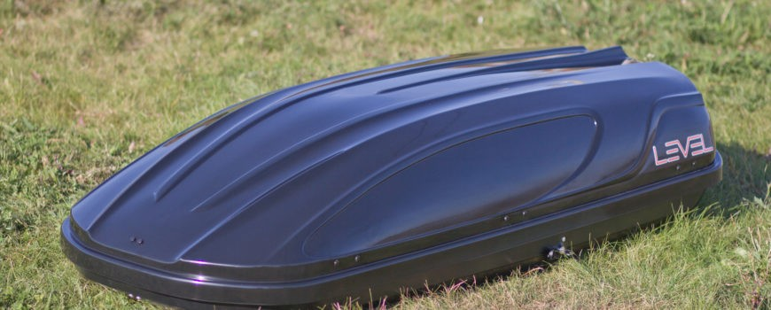 Автобокс на крышу LEVEL 450л