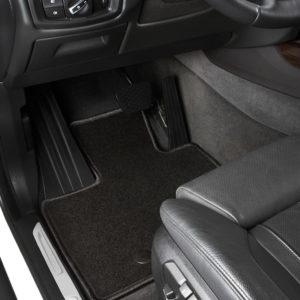 Коврики в салон Klever Econom текстиль для Hyundai Solaris II, седан