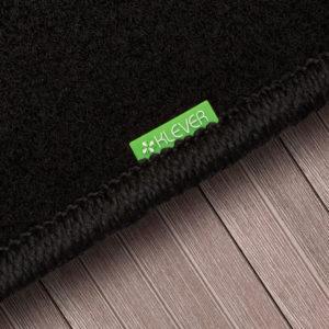 Коврики в салон Klever Standard текстиль для Hyundai Solaris II, седан