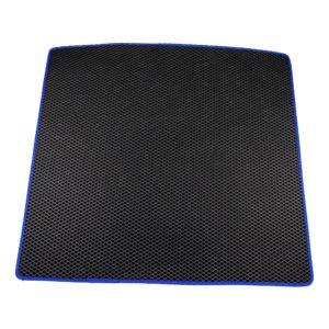 Коврик багажника EVA для Renault Duster (черный, синий)