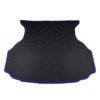 Коврик багажника EVA для LADA Granta лифтбек (черный, синий)