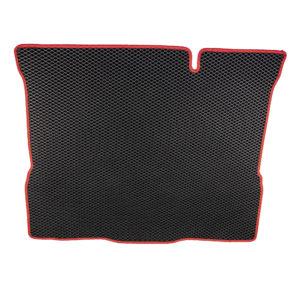 Коврик багажника EVA для LADA XRAY (черный, красный)