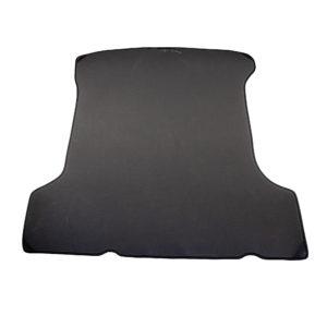 Коврик багажника EVA для LADA Largus 5 мест (черный, черный)