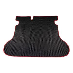 Коврик багажника EVA для LADA Vesta (черный, красный)