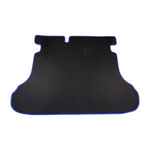 Коврик багажника EVA для LADA Vesta (черный, синий)