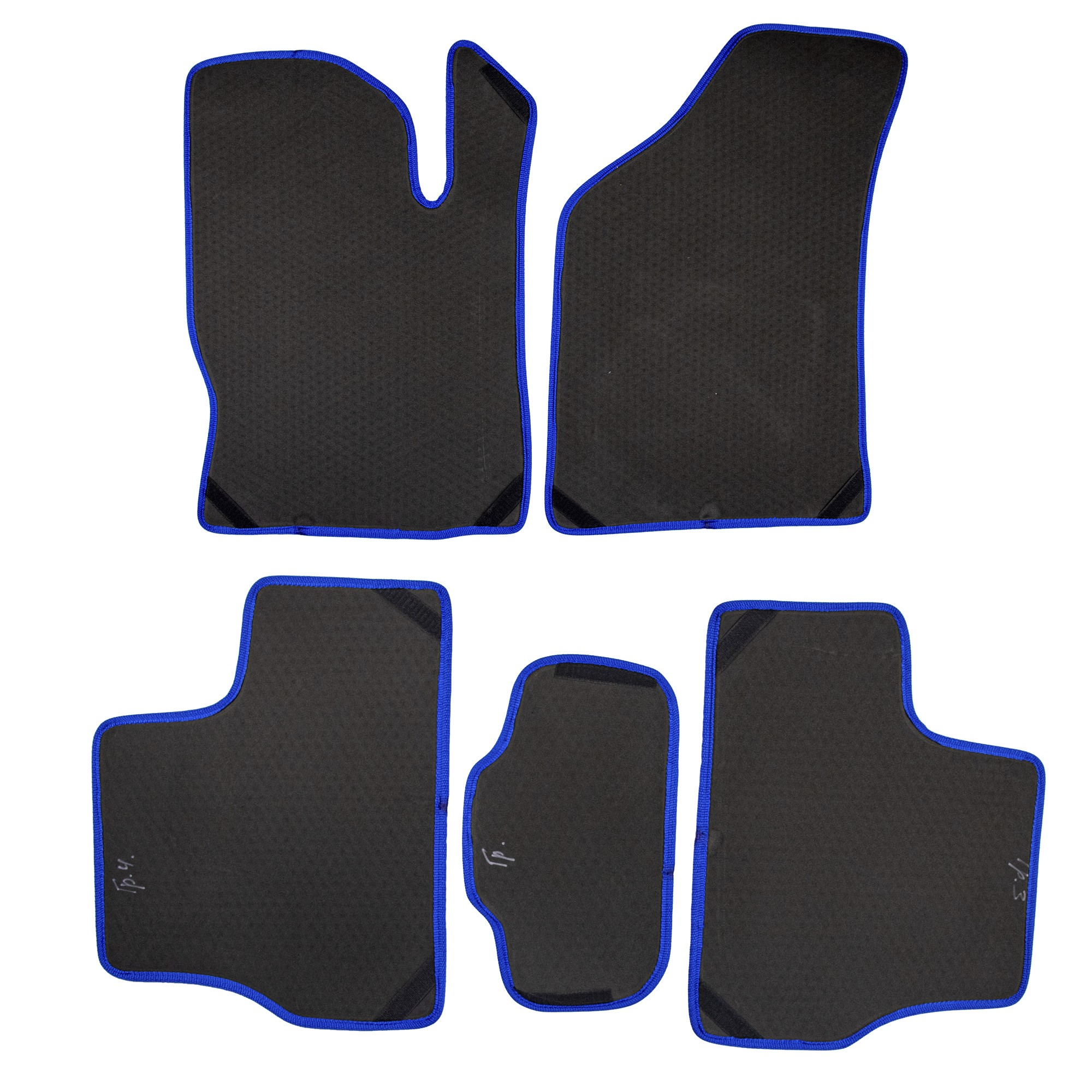 коврик салон гранта син1