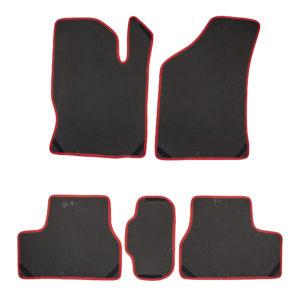 Коврики EVA для LADA Granta (черный, красный)
