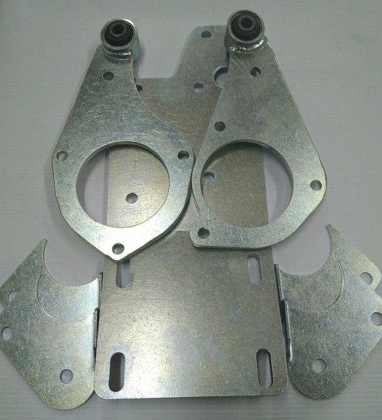 LADA 4x4: сделал лифт - отвяжи передний редуктор!