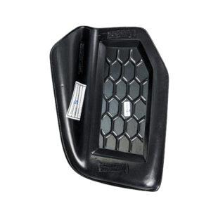 Накладка на ковролин под левую ногу водителя для Hyundai Solaris II; Kia Rio 4, X