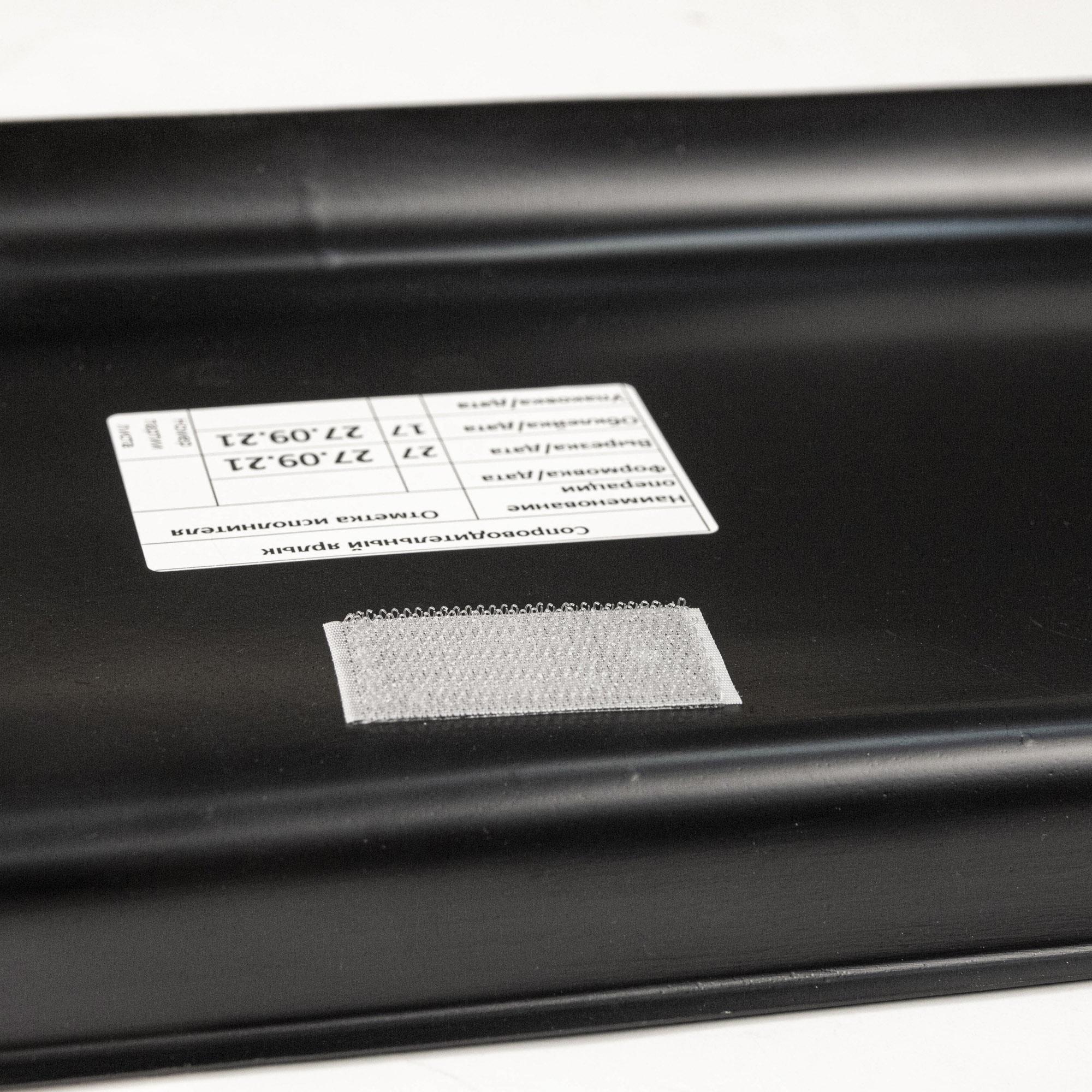 накладки на ковролин под сиденье дастер 2021 4