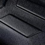 Накладки на ковролин заднего сидения для Hyundai Solaris II; Kia Rio 4, X
