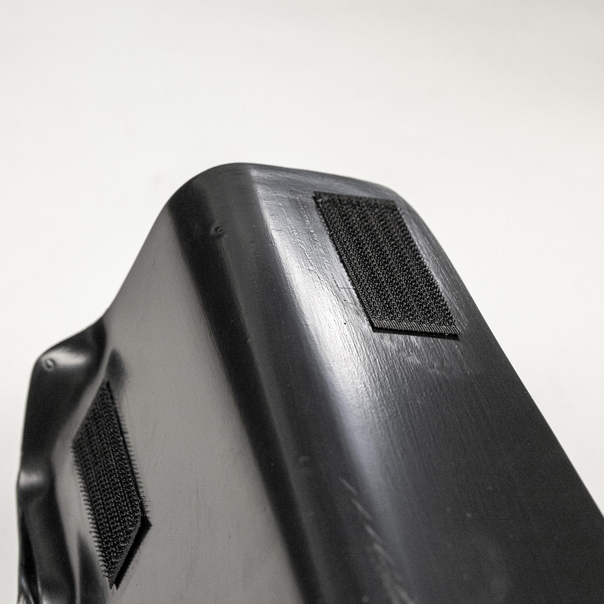 накладки задние Дастер2 3