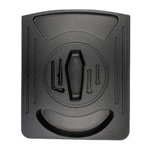 Органайзер верхний в нишу запасного колеса квадратный ArtForm для LADA Granta